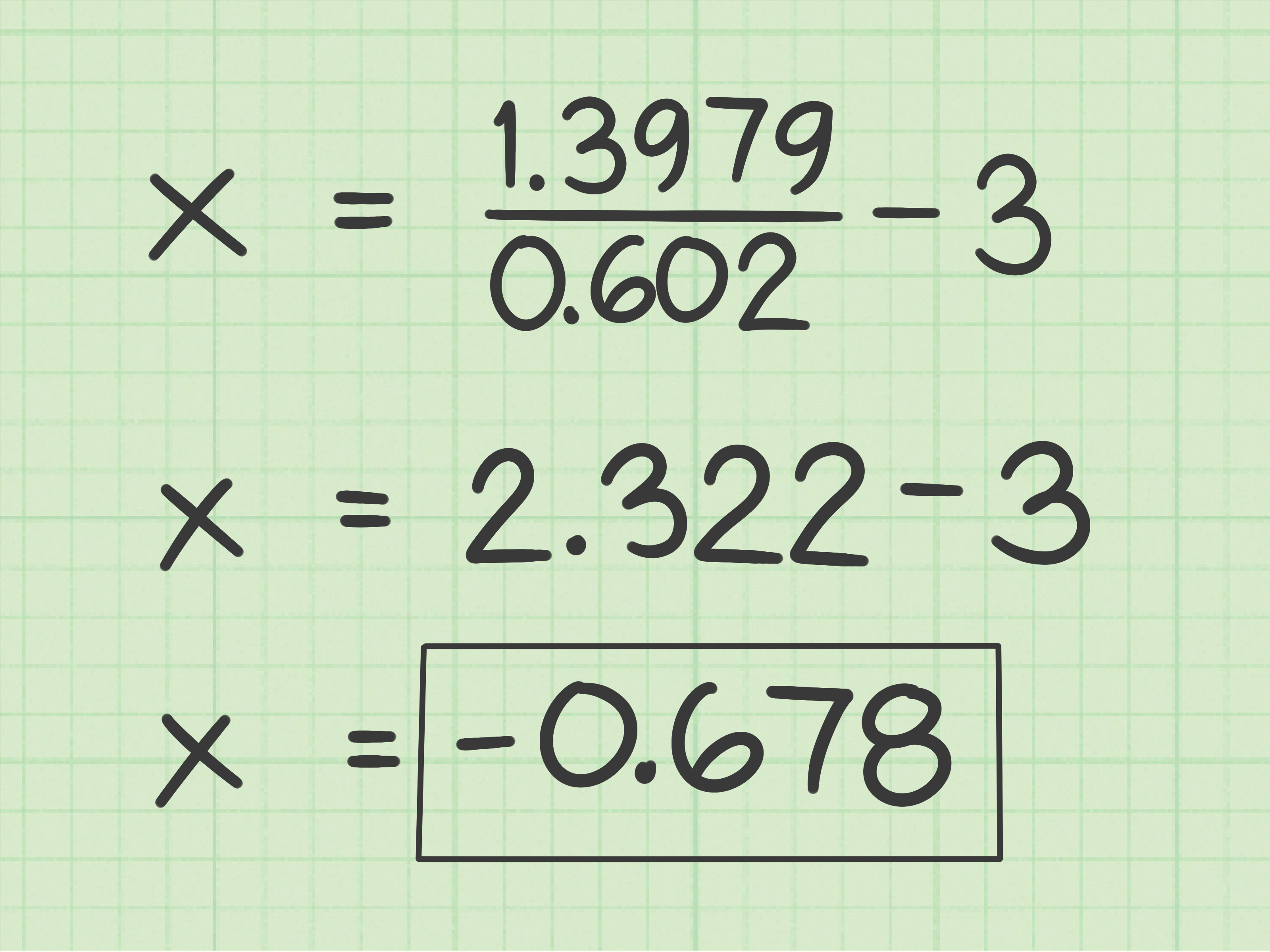 3 Ways To Solve Exponential Equations