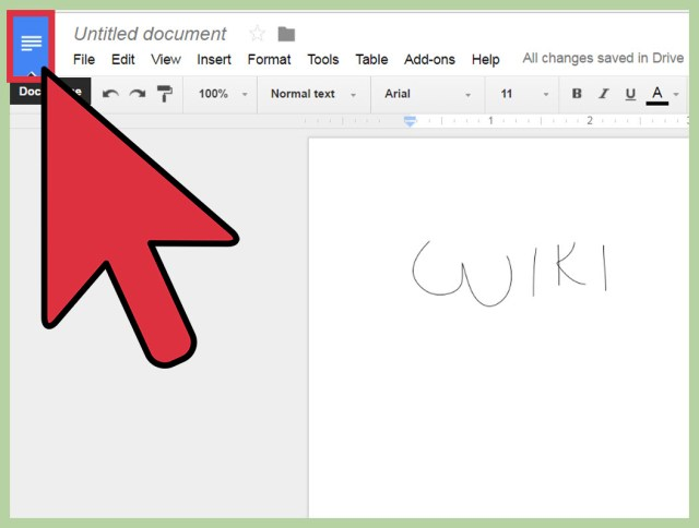 How to Sign a Google Document (with Pictures) - wikiHow