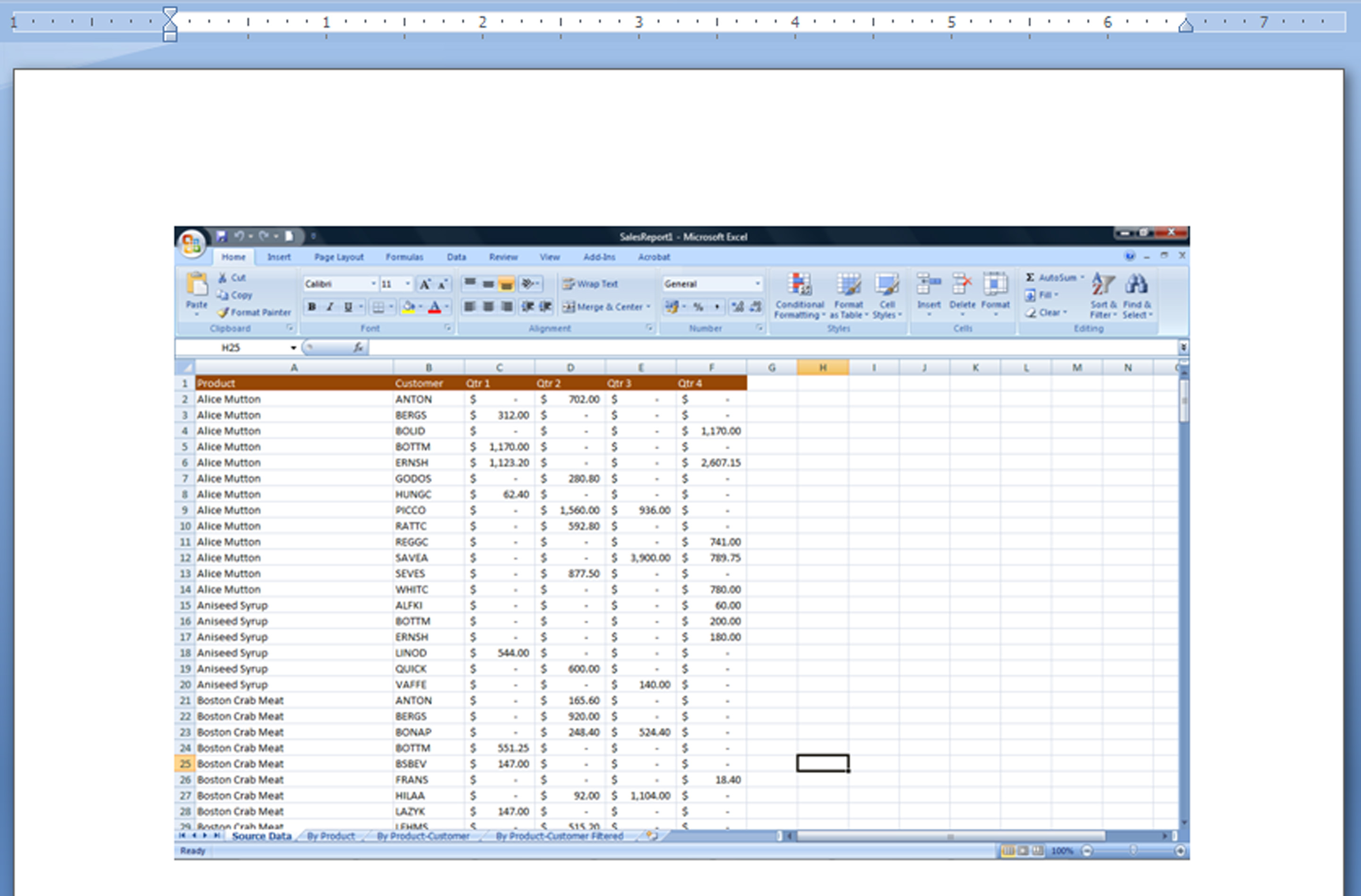How To Convert Excel To Word 15 Steps With Pictures