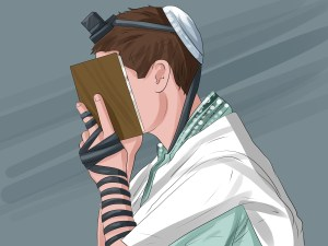4 Ways to Observe Jewish Morning Prayers  wikiHow