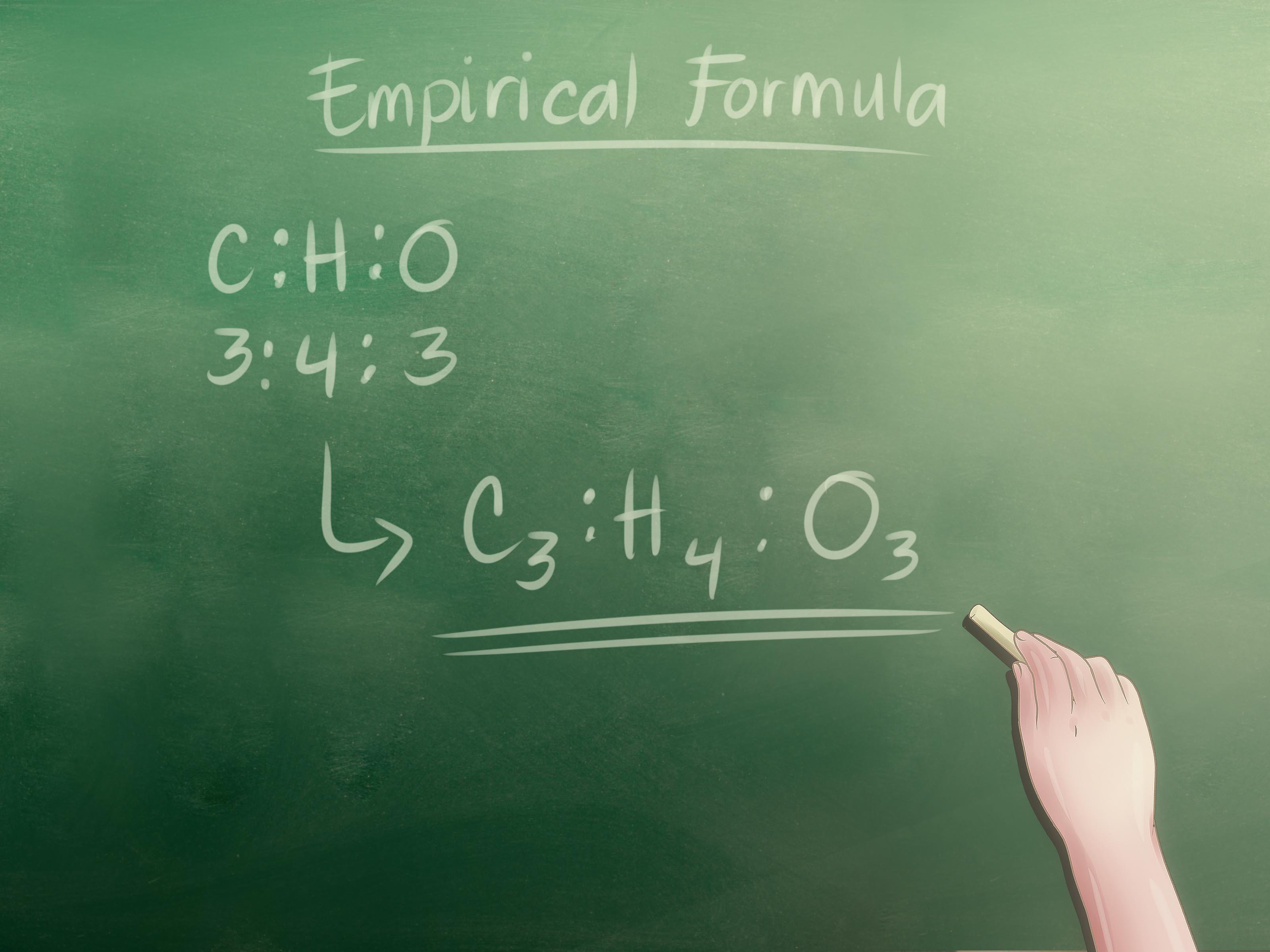 How To Find The Empirical Formula 11 Steps With Pictures