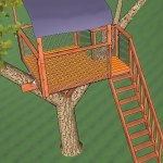 How To Build A Treehouse With Pictures Wikihow