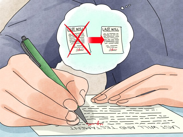 How to Write a Will (with Pictures) - wikiHow
