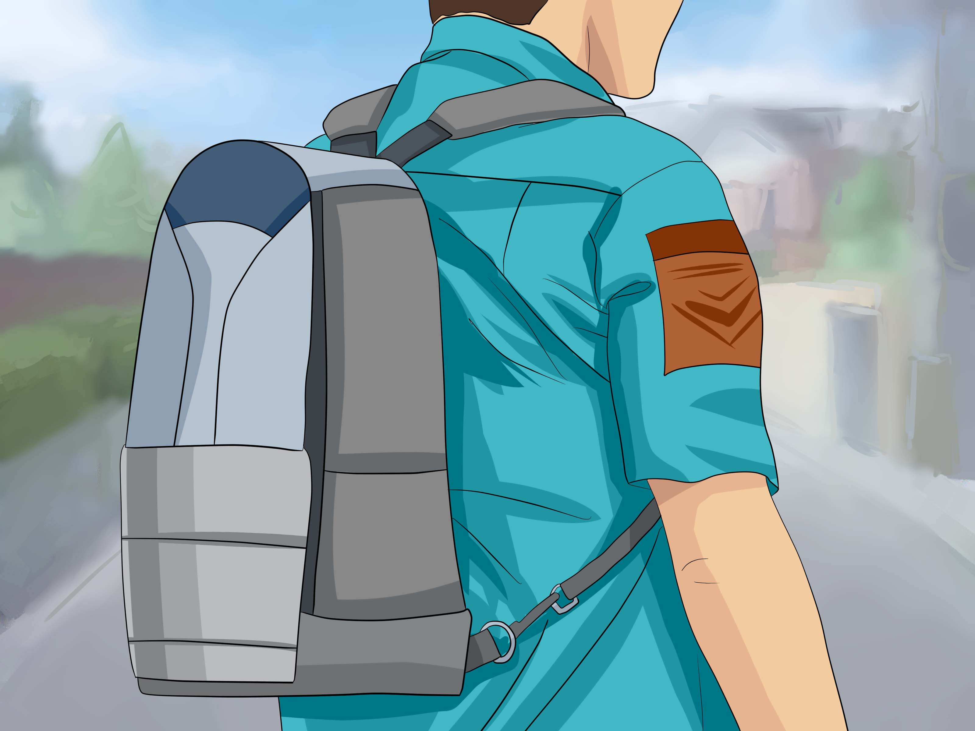 How To Choose A Backpack For School 15 Steps With Pictures