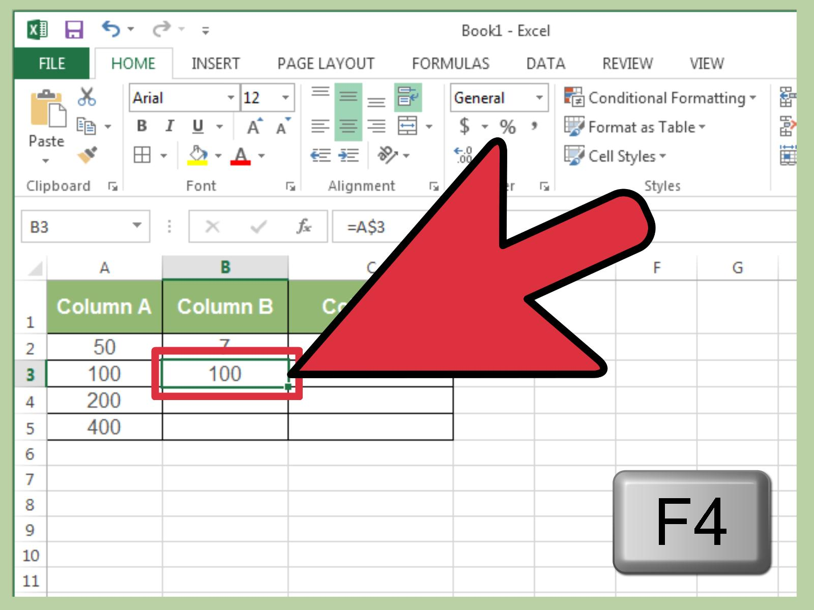 4 Ways To Copy Formulas In Excel