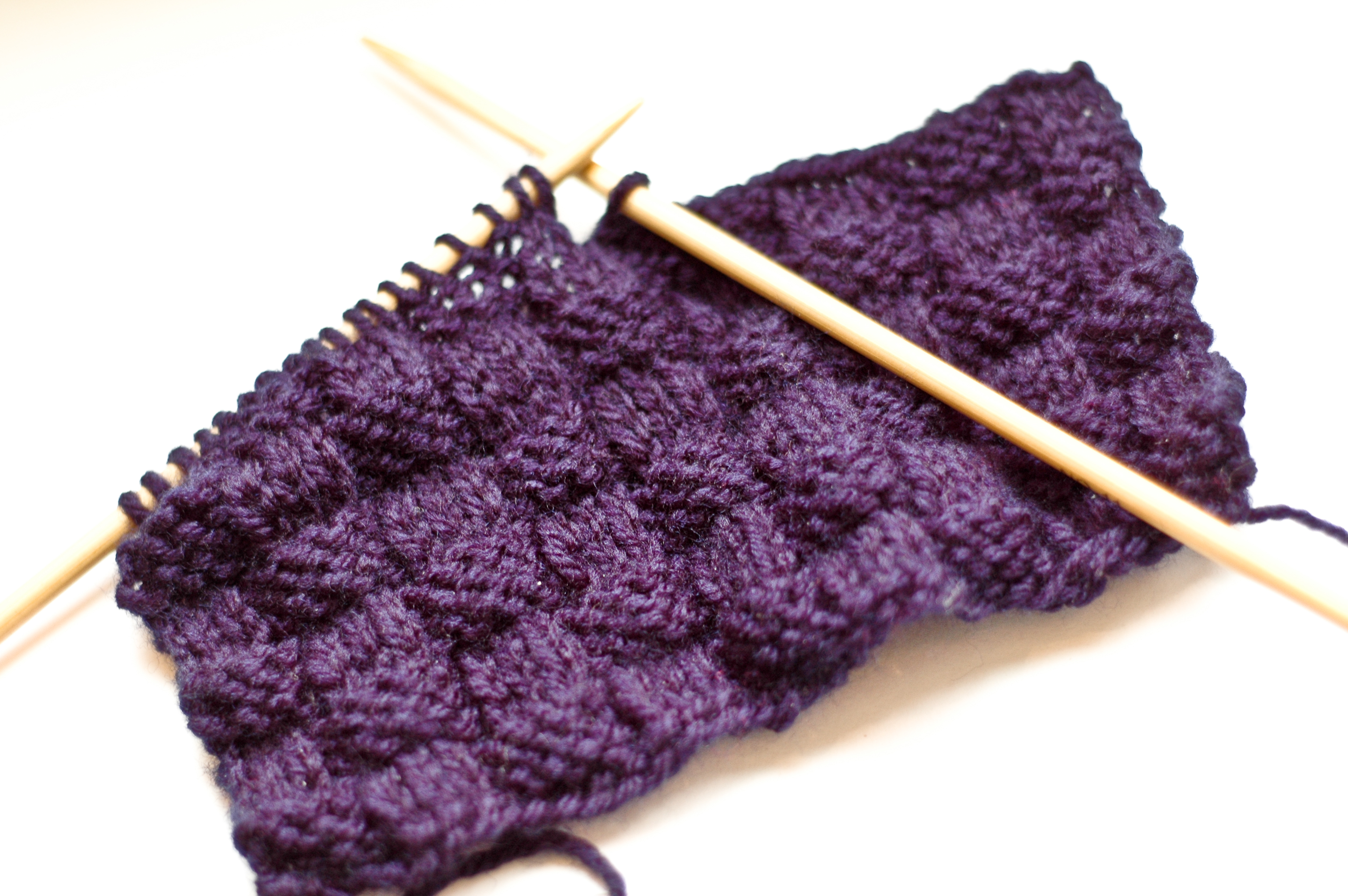 How To Knit The Basketweave Stitch 5 Steps With Pictures