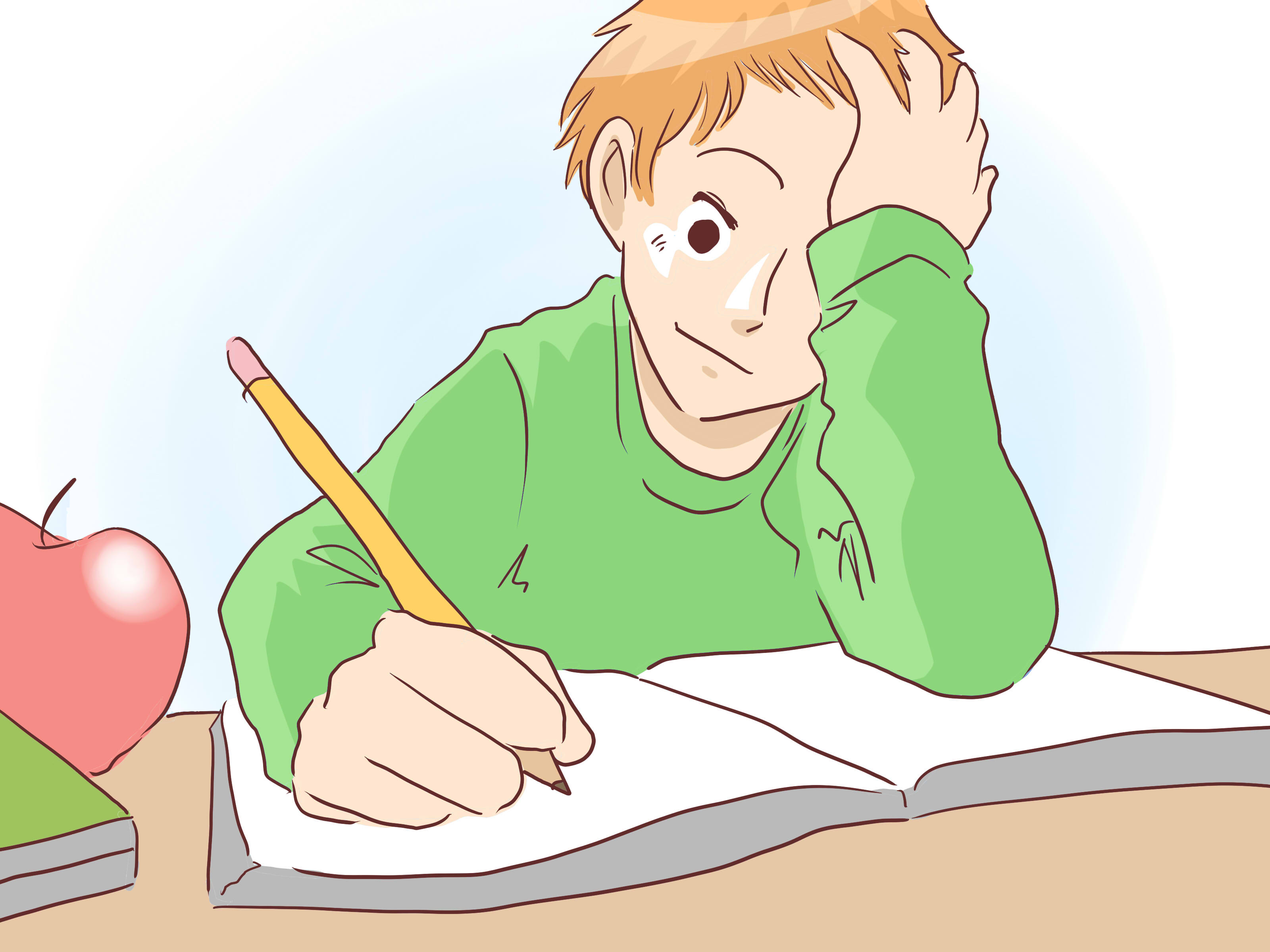 3 Ways To Help A Child Write A Story