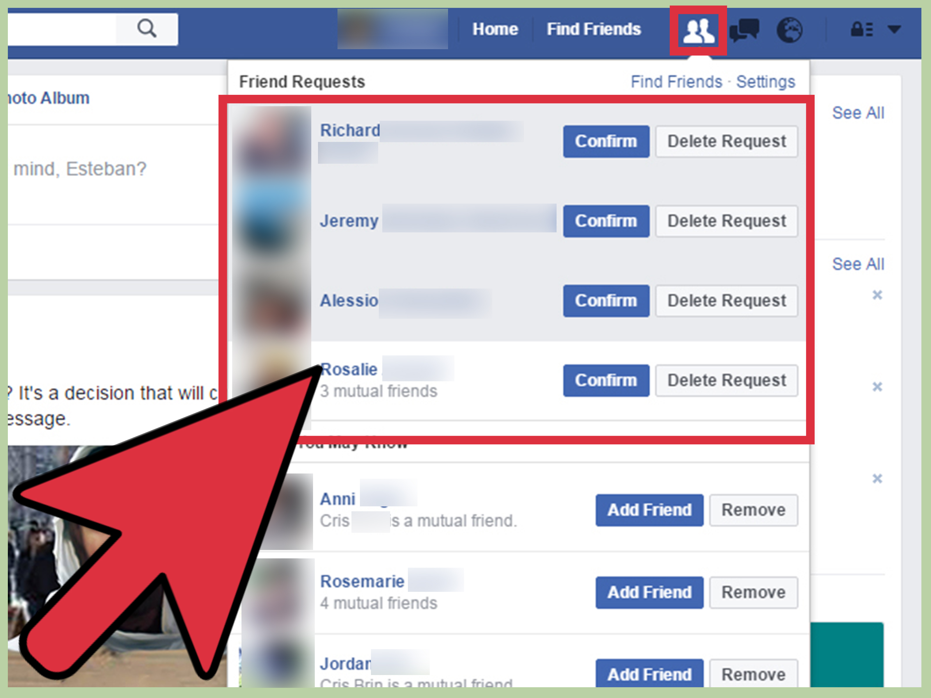 3 Ways To View Your Facebook Notifications
