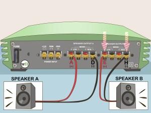 Como Fazer uma Ponte ou Bridge em um Amplificador