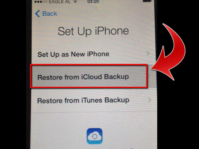 How To Restore IPhone From Backup 9 Steps With Pictures