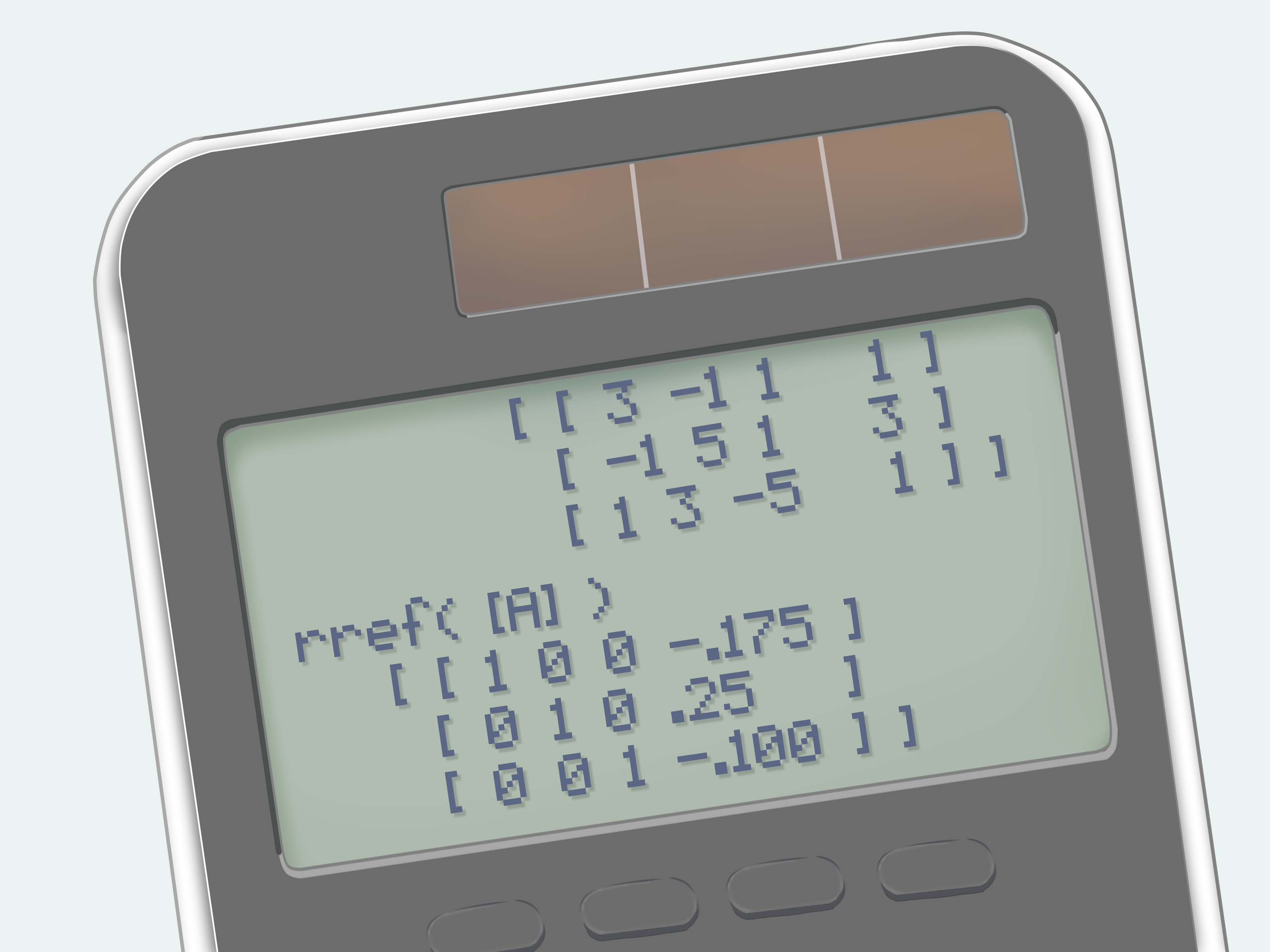 Algebra Graphing Linear Equations Calculator