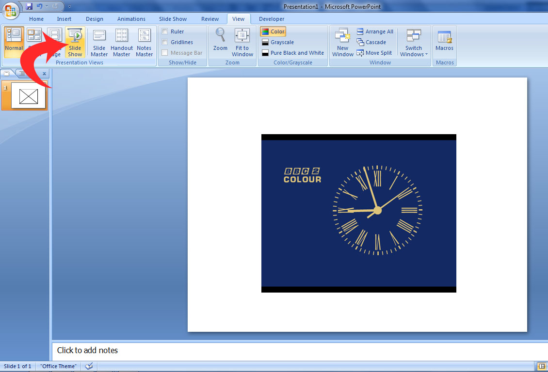 How To Insert Flash Into Powerpoint 11 Steps With