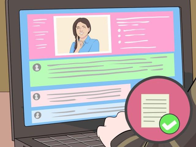 Ein gutes Online Dating Profil schreiben – wikiHow