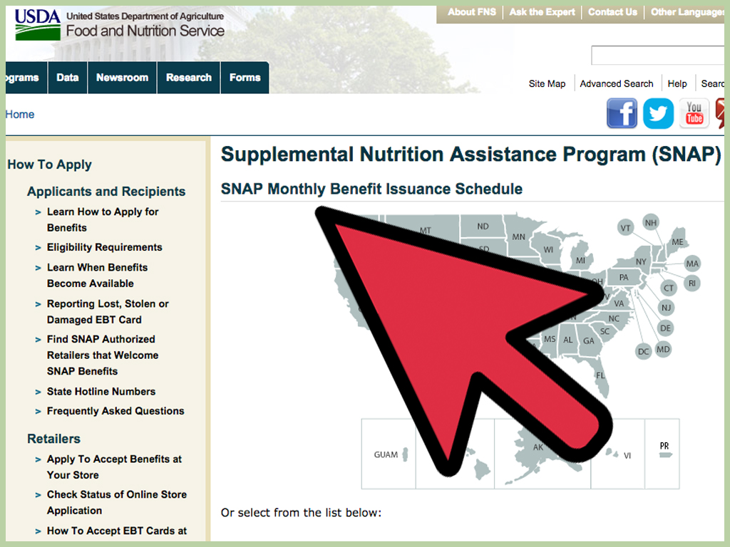 Qualify Food Stamps Ca