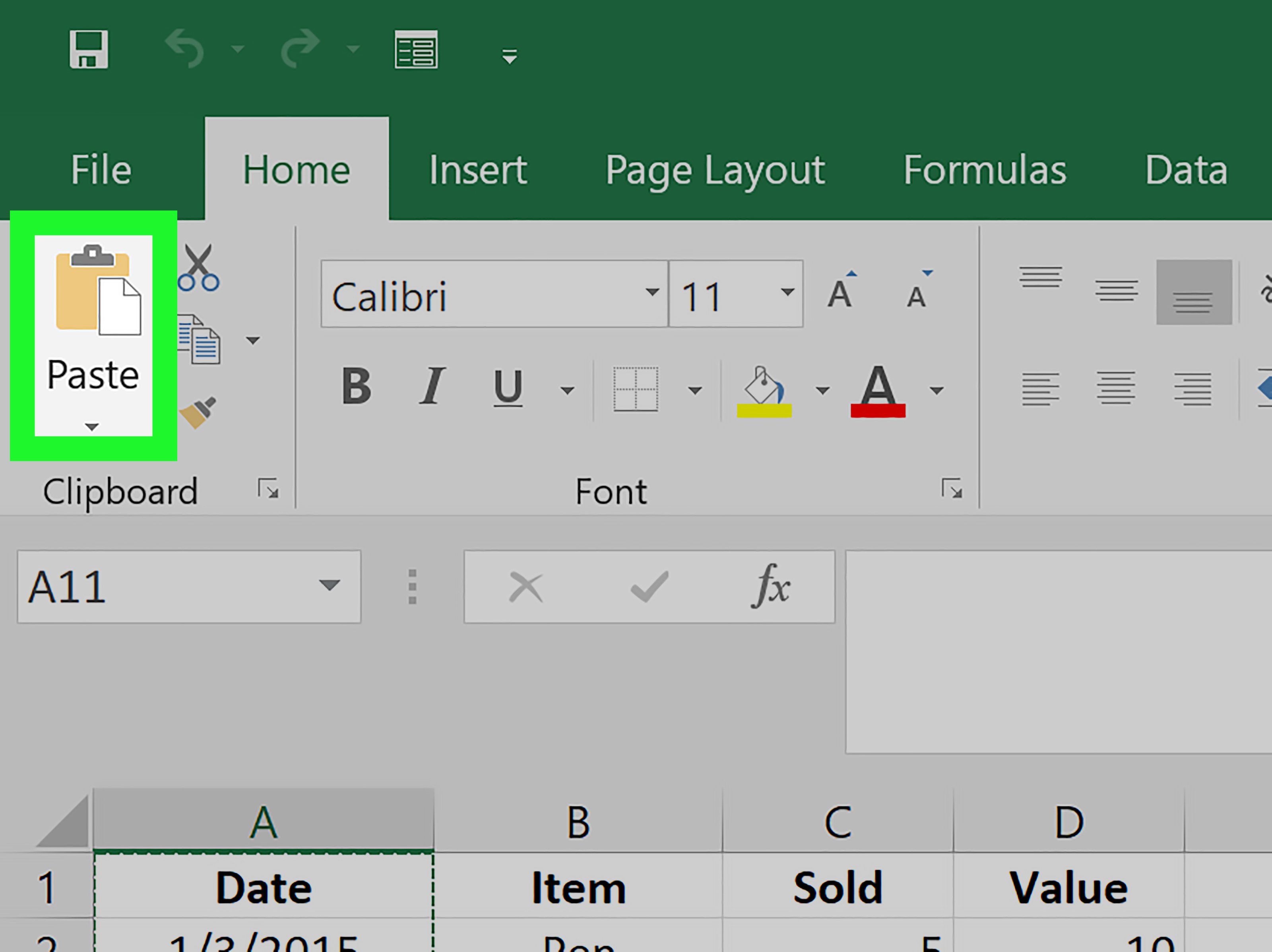 Easy Ways To Copy Multiple Cells In Excel 7 Steps With