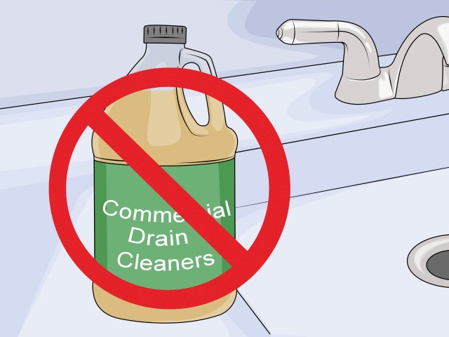 25 Ways to Clean a Bathroom Sink Drain - wikiHow