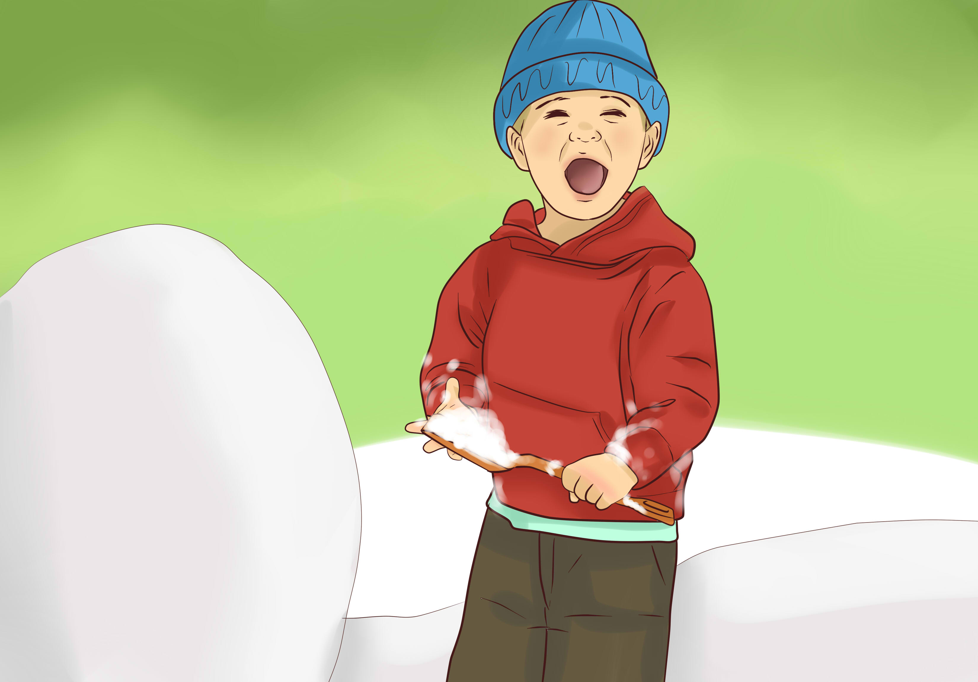 How To Get A Toddler To Wear Winter Clothes 15 Steps