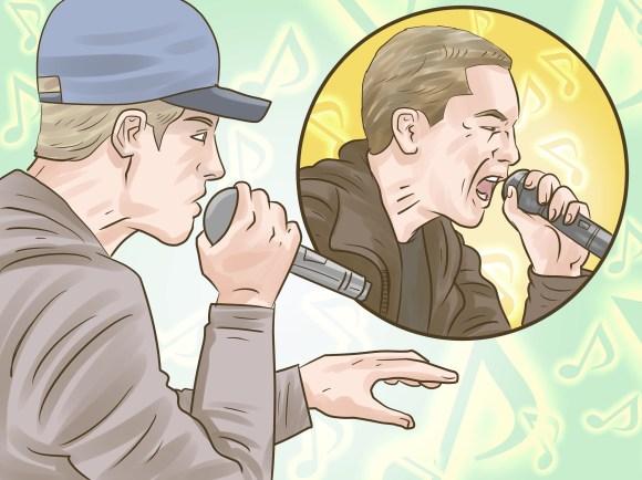 3 Ways to Rap Like Eminem - wikiHow