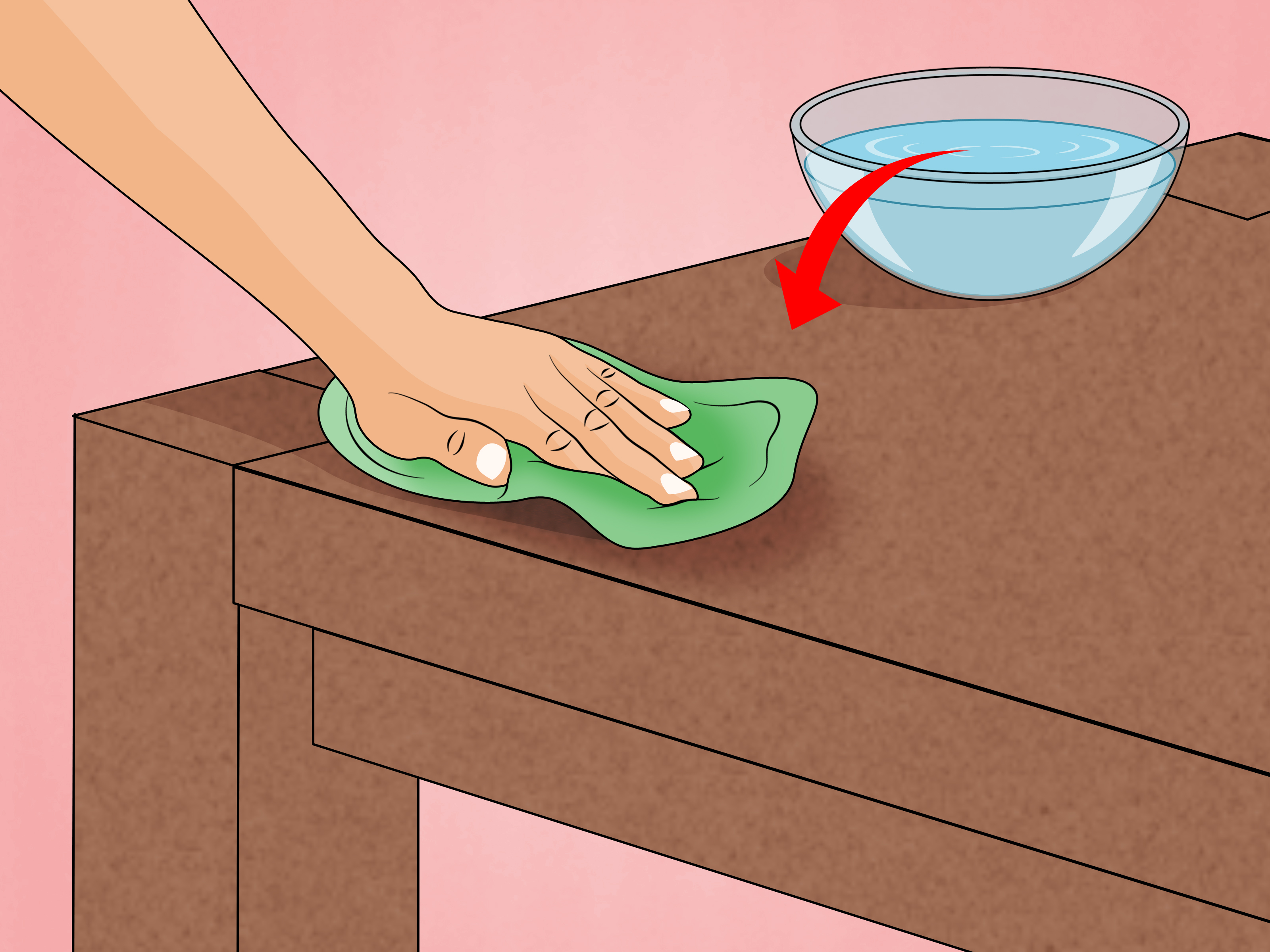 How DoRemove White Spots From Wood Furniture ~ SACOIWA