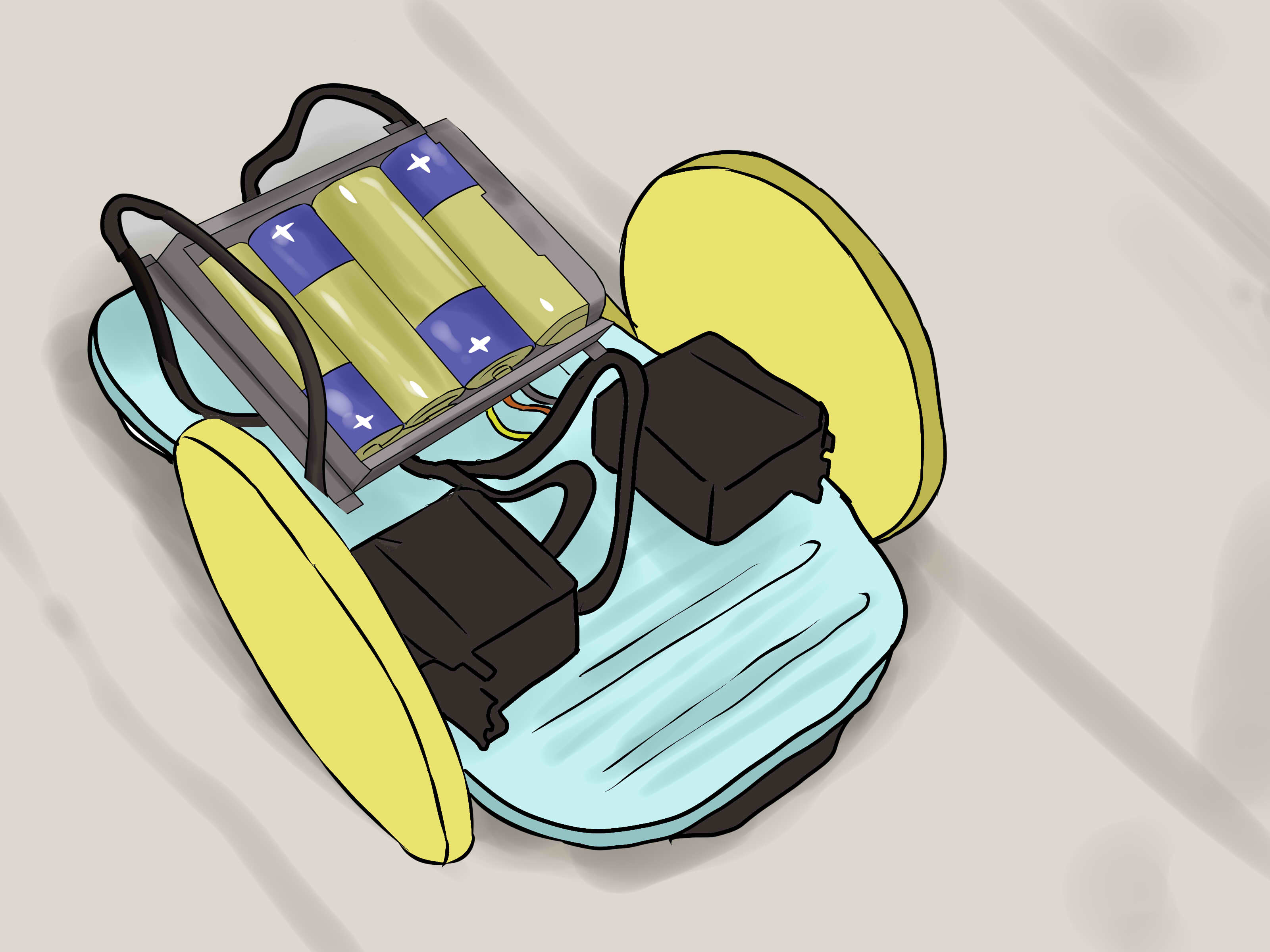 How To Build A Remote Controlled Robot 14 Steps With