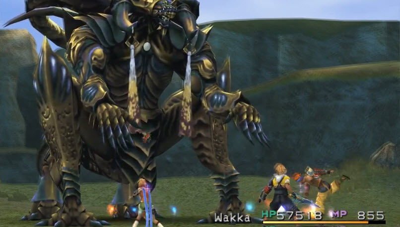 How To Defeat Neslug In The Monster Arena In Final Fantasy X