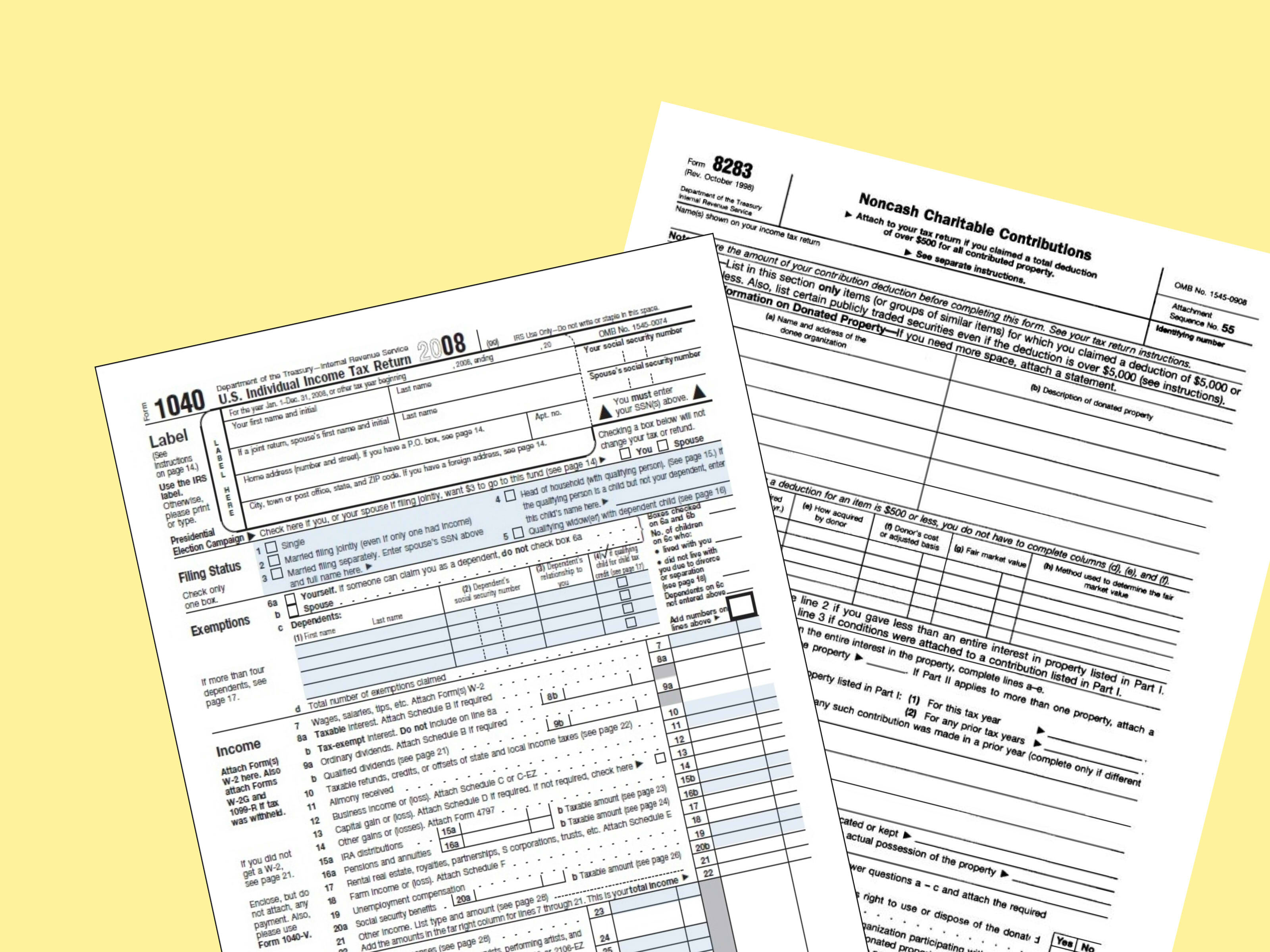 2 Easy Ways To Get Tax Deductions On Goodwill Donations
