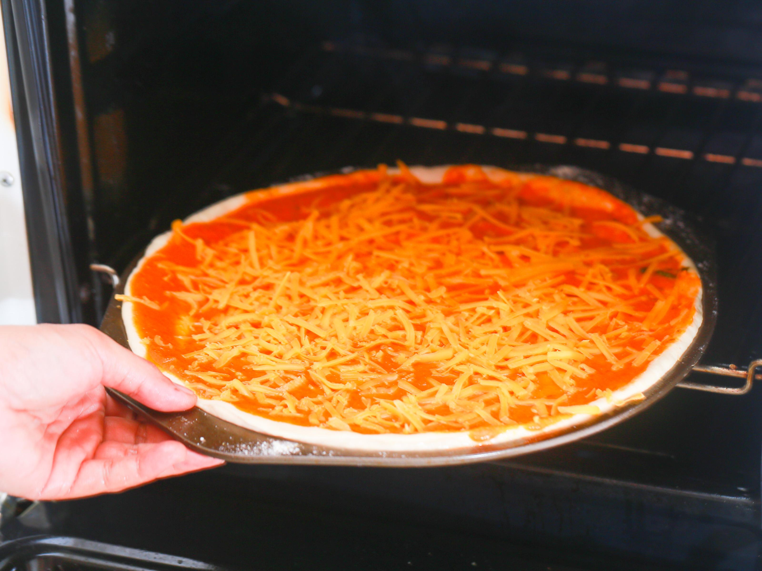 3 Ways To Make Cheese Pizza Wikihow