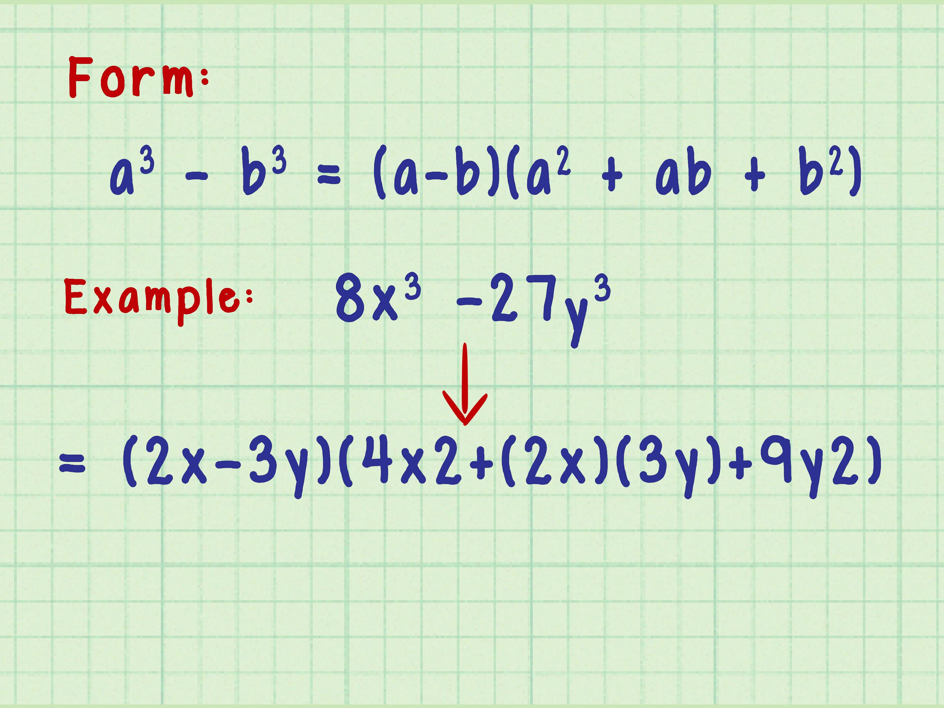 3 Modi Per Scomporre In Fattori Le Equazioni Algebriche