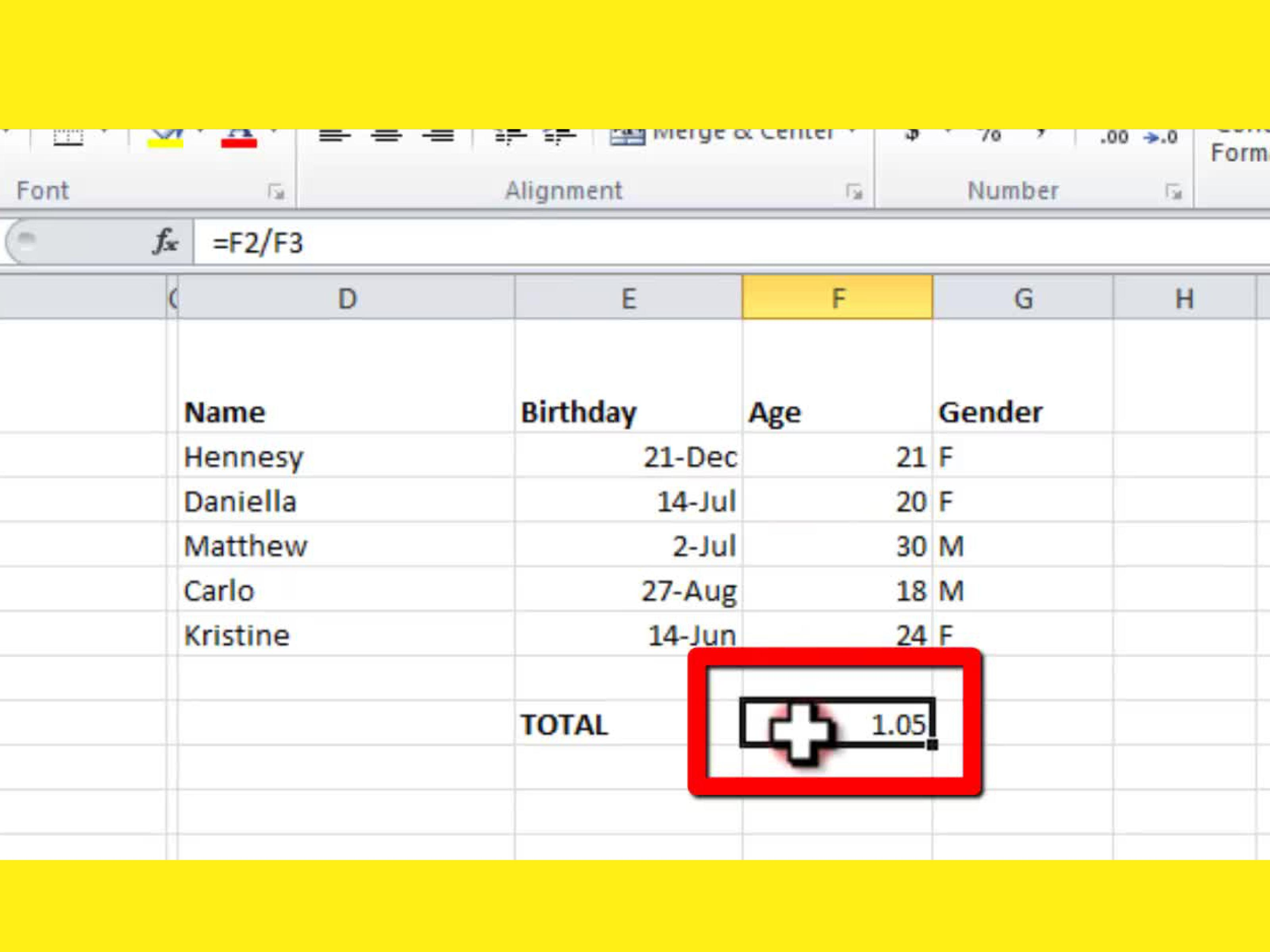 How To Add Subtract Multiply And Divide In Microsoft Excel