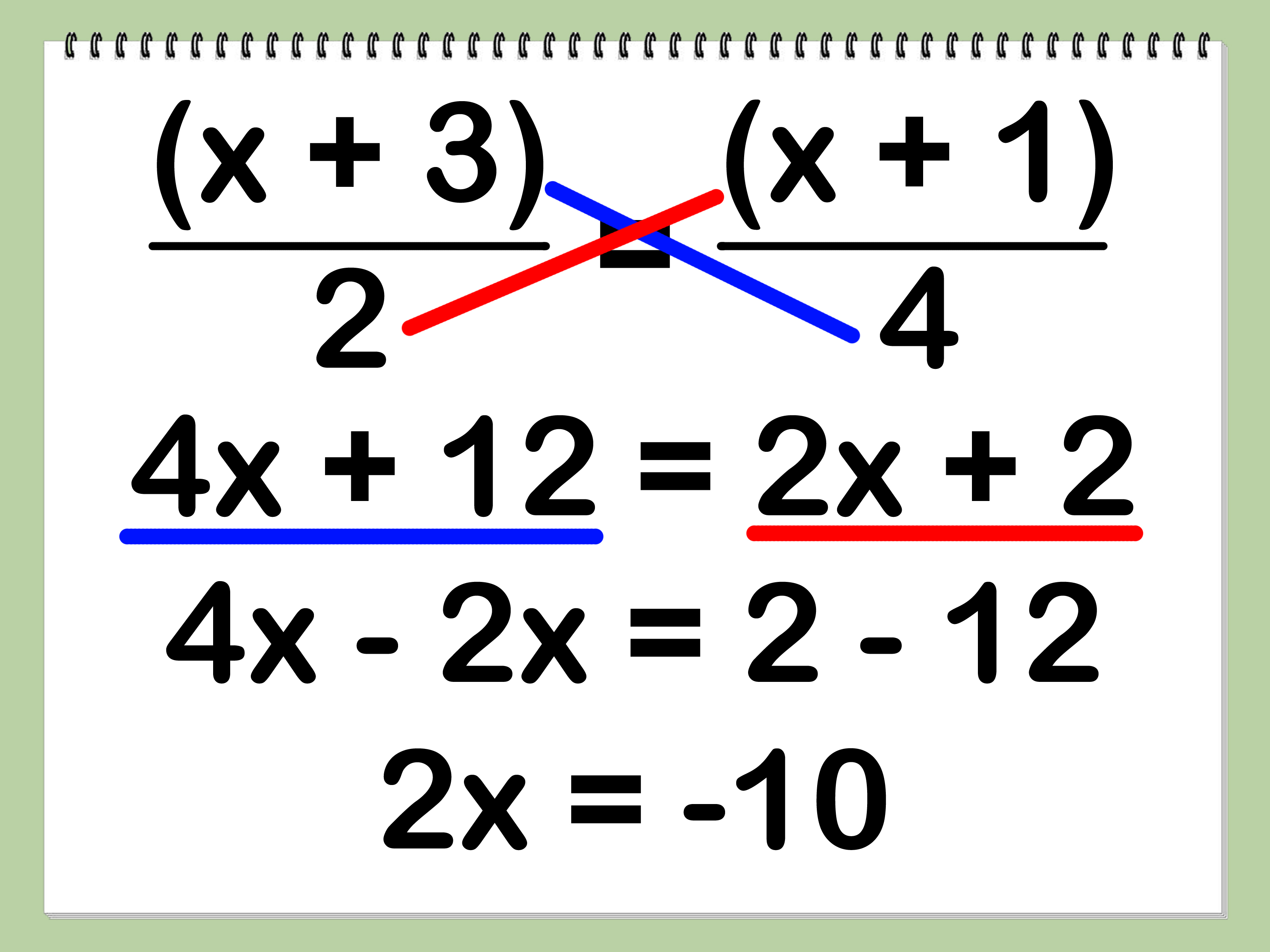 5 Ways To Find Equivalent Fractions