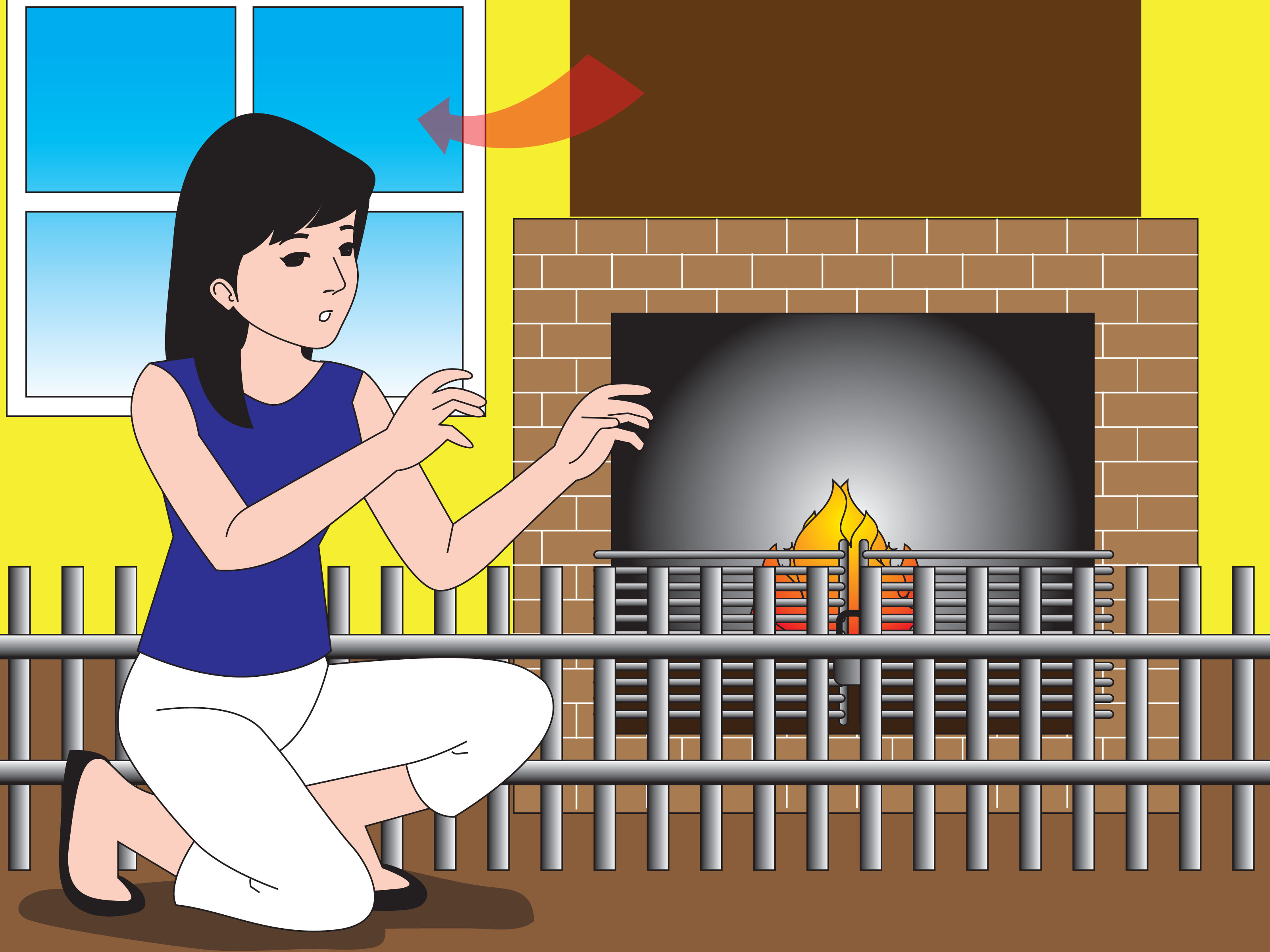 3 Ways To Baby Proof A Fireplace