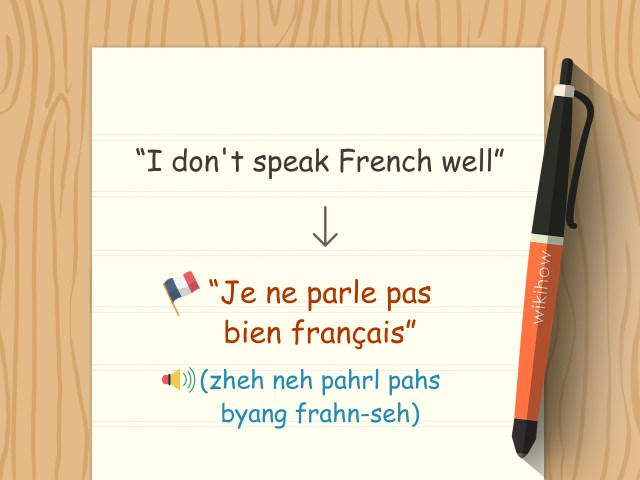 """12 Ways to Say """"My Name Is"""" in French - wikiHow"""