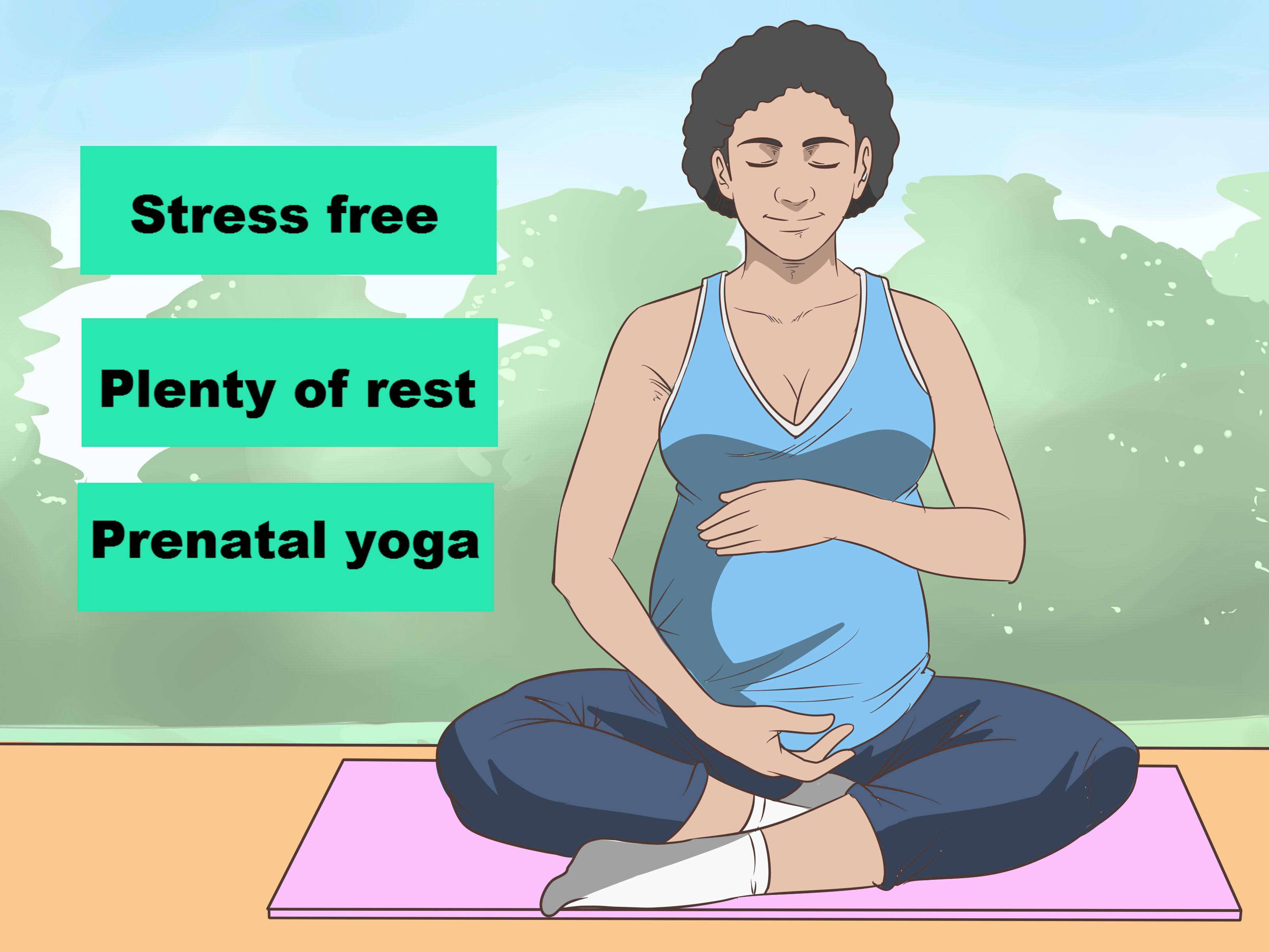 Cleveland Clinic Prenatal Yoga