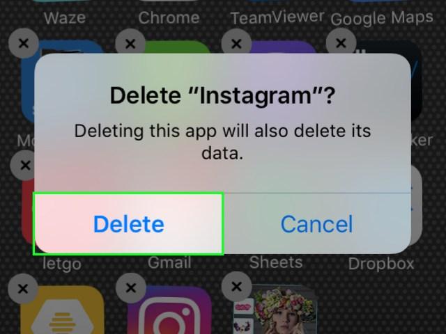 Ein Instagramm Konto auf dem iPhone löschen (mit Bildern) – wikiHow
