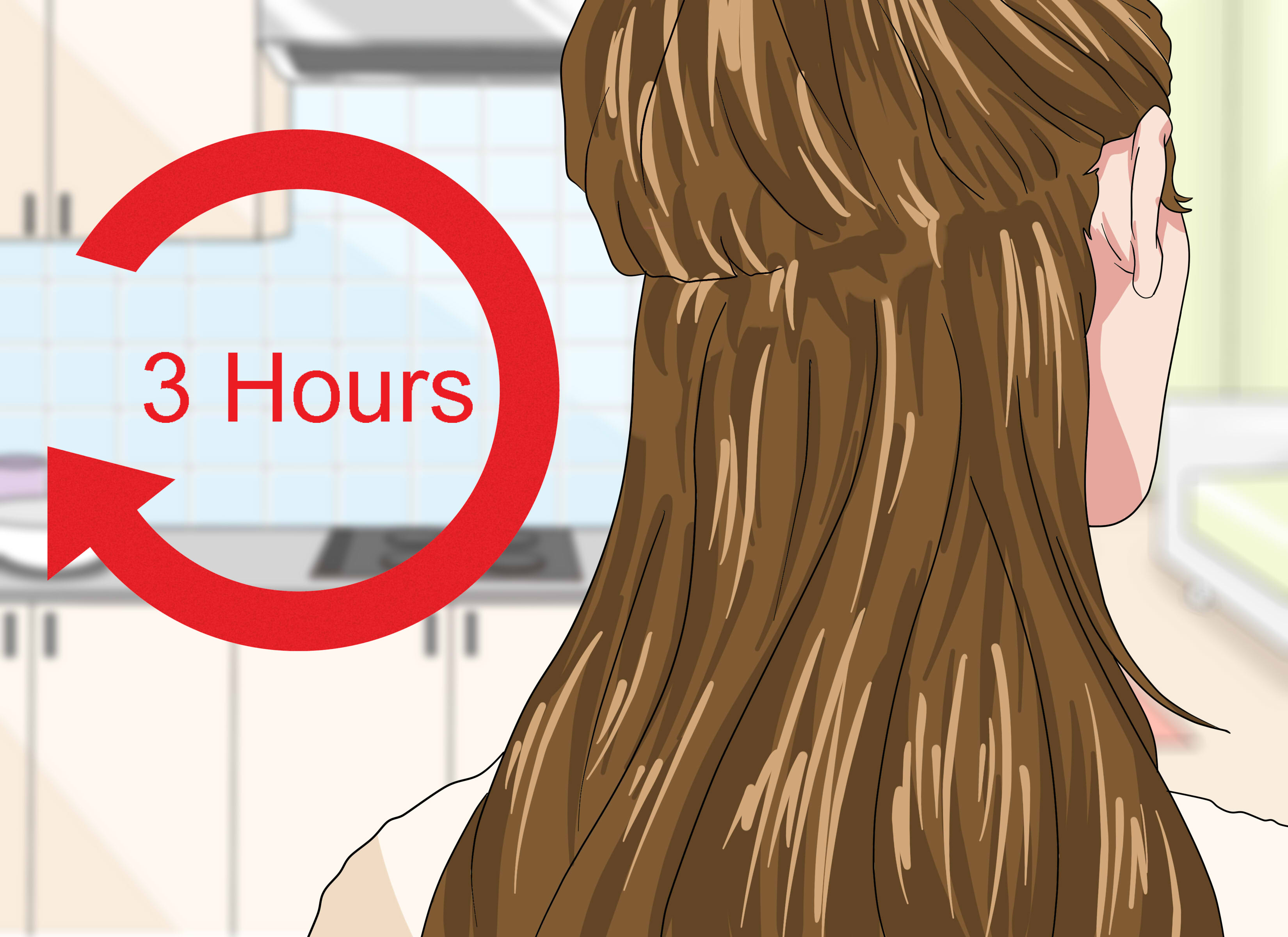 How To Remove Toner From Hair 8 Steps With Pictures