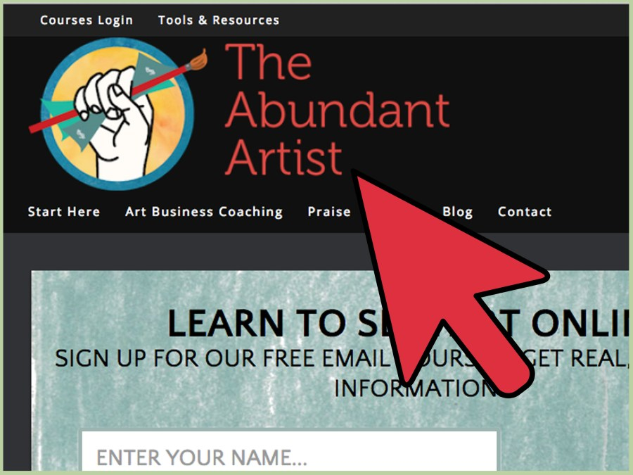 How To Sell Fine Art Online 9 Steps With Pictures Wikihow