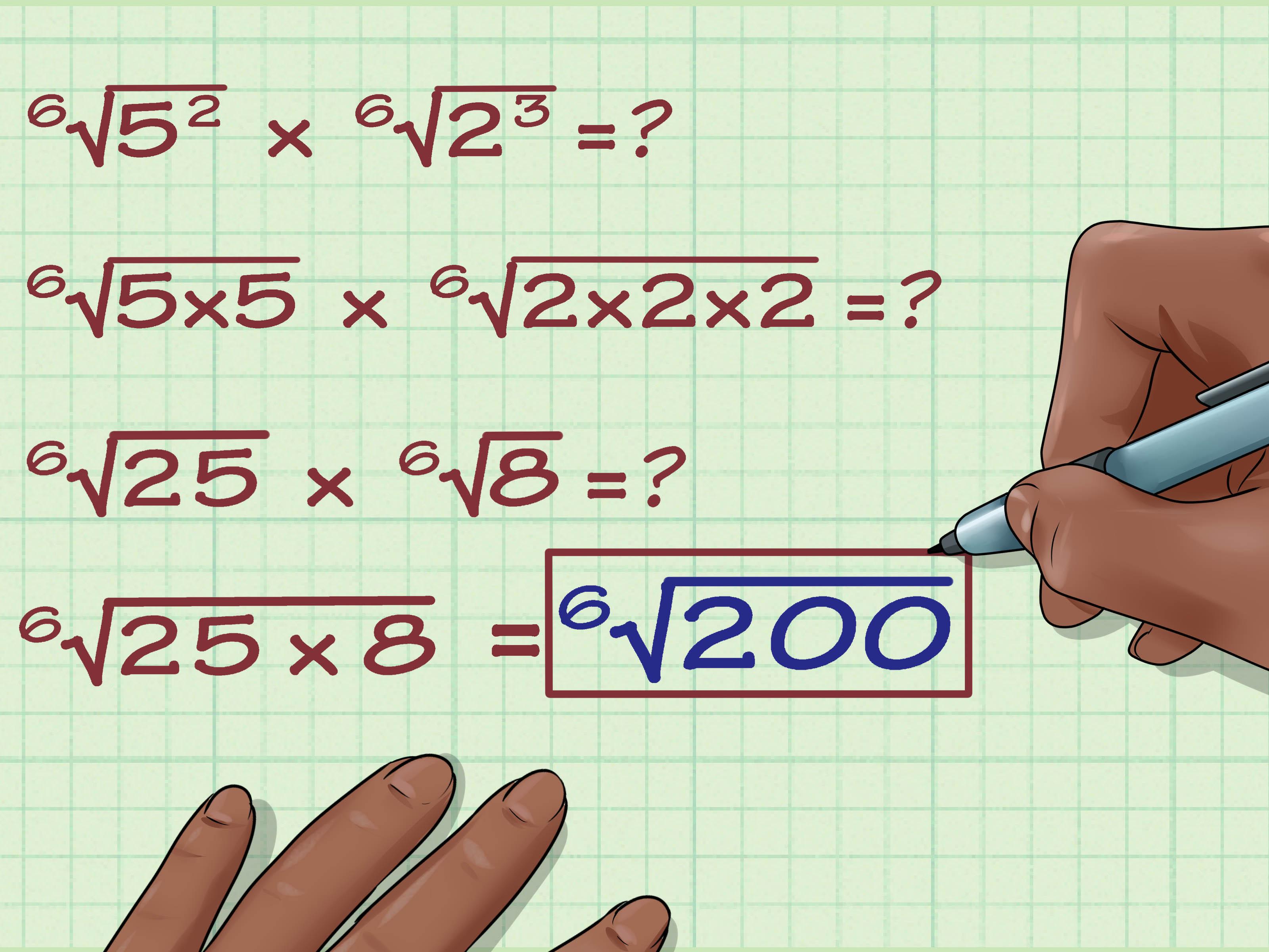 3 Ways To Multiply Radicals
