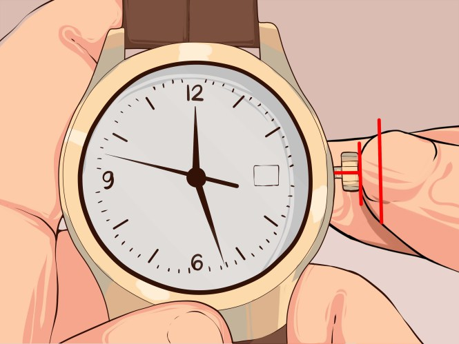 How To Set A Timex Expedition 10 Steps