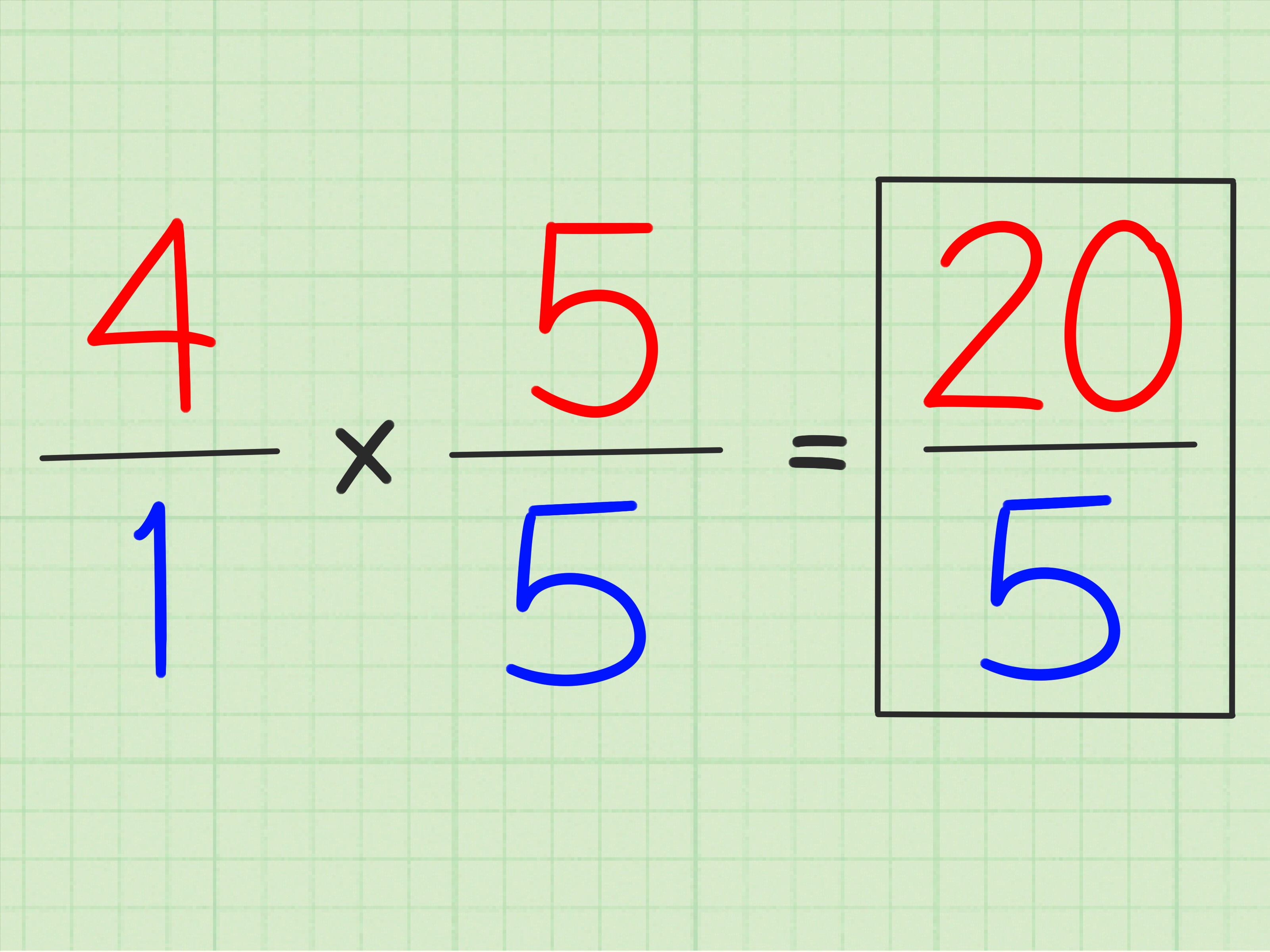 How To Convert A Whole Number To An Improper Fraction 3 Steps