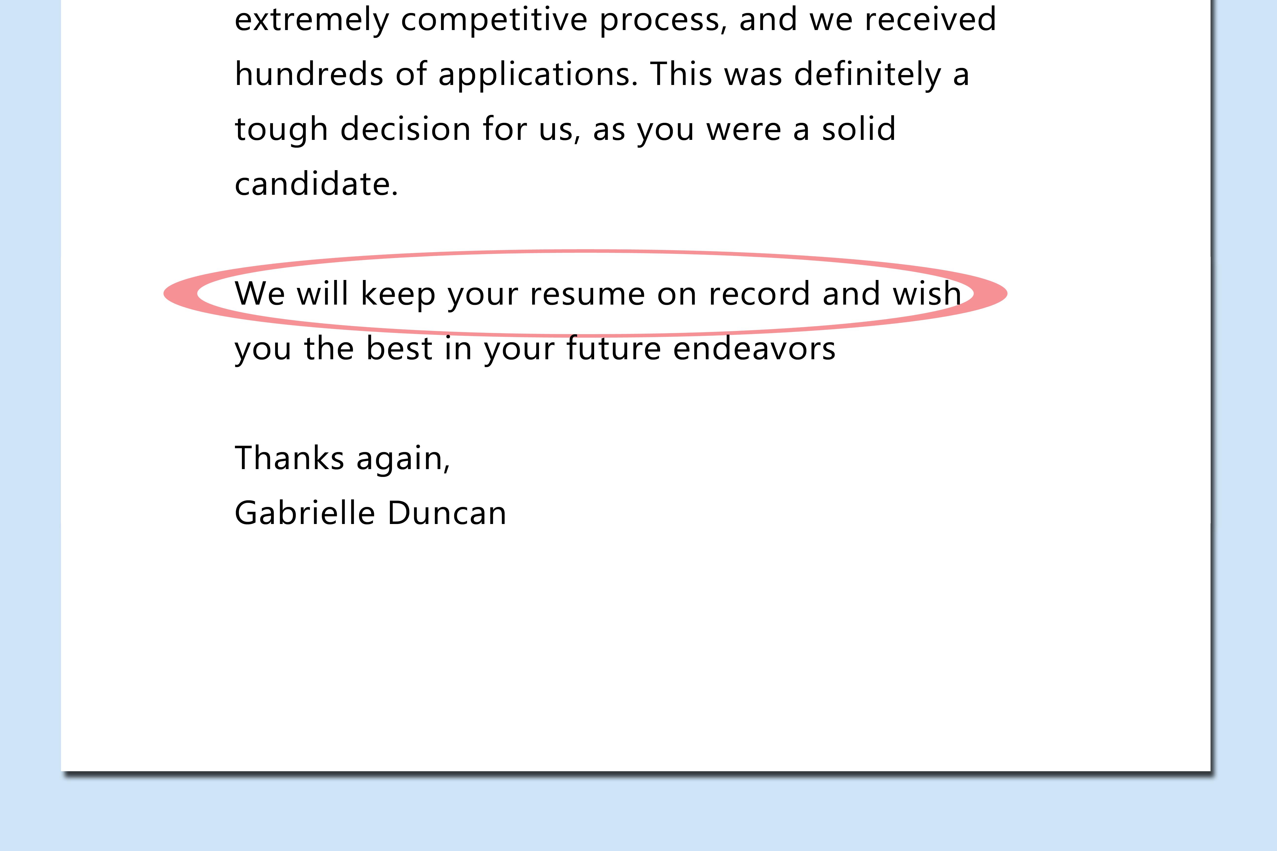 Job candidate robertottni job applicant rejection letter sample sludgeport919 web spiritdancerdesigns Images