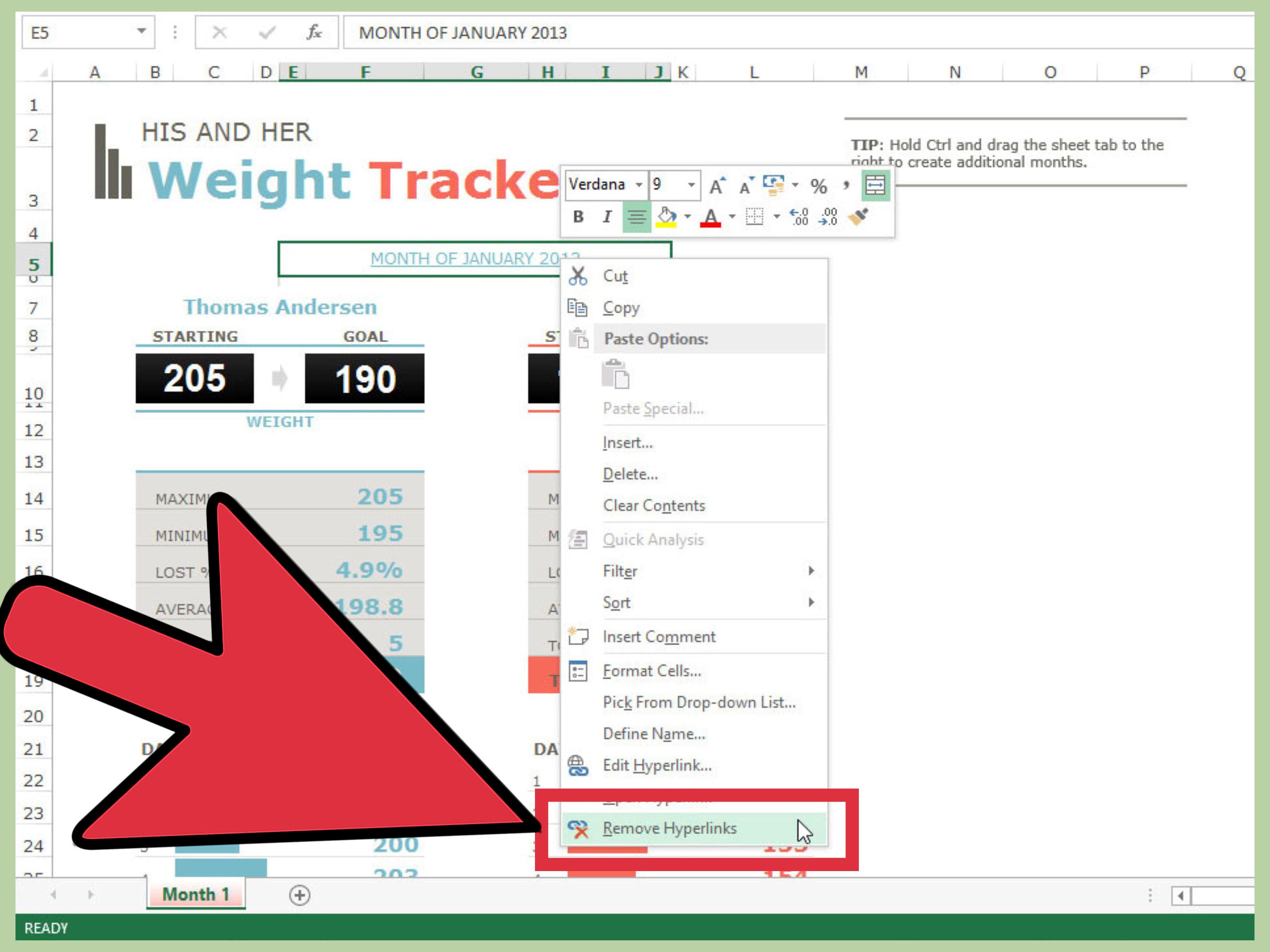 6 Ways To Insert Hyperlinks In Microsoft Excel