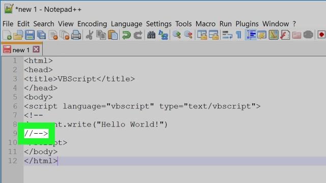 Kommentare in HTML Code einfügen – wikiHow