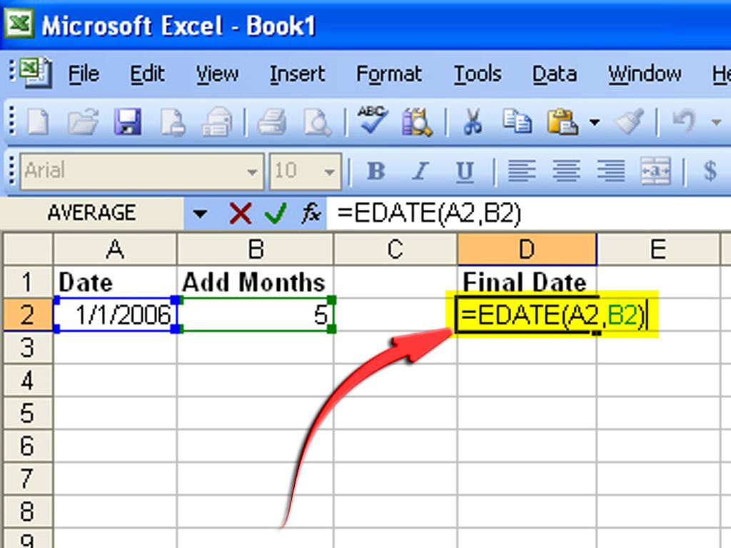 Excel Formula Last 12 Months