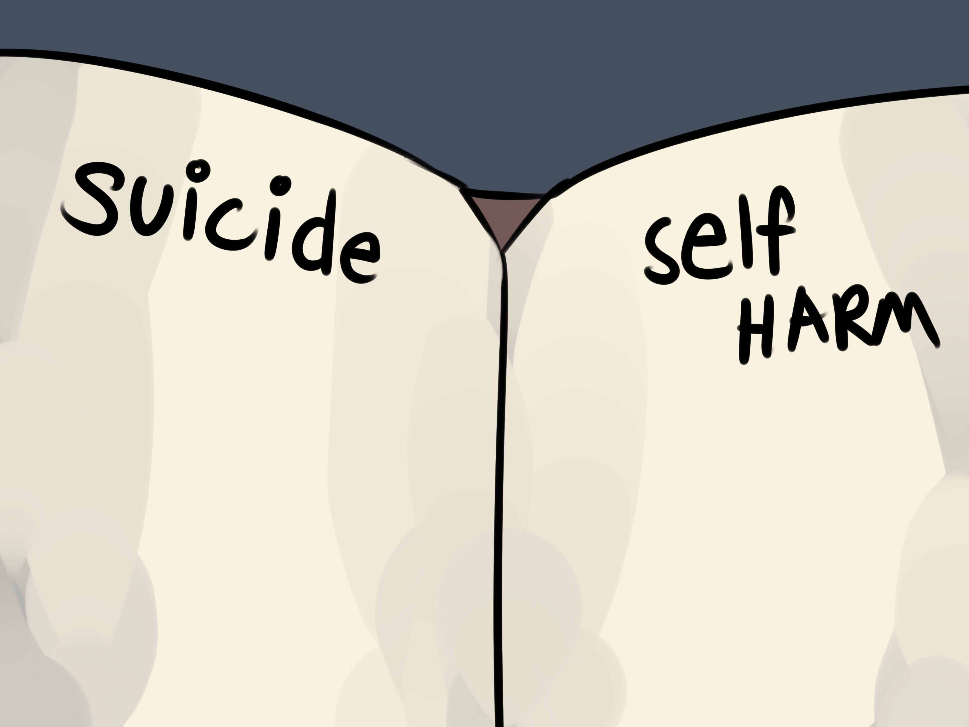 How To Understand Self Harm Teenagers 8 Steps With