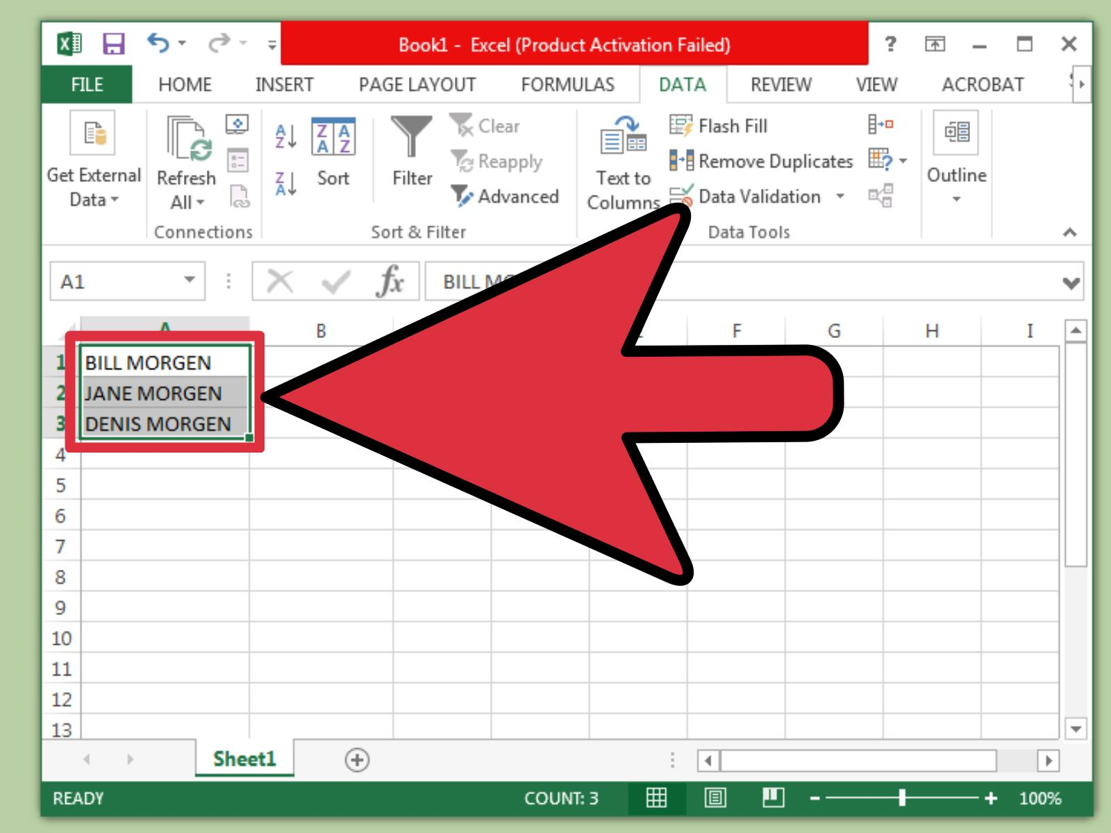 4 Ways To Change From Lowercase To Uppercase In Excel