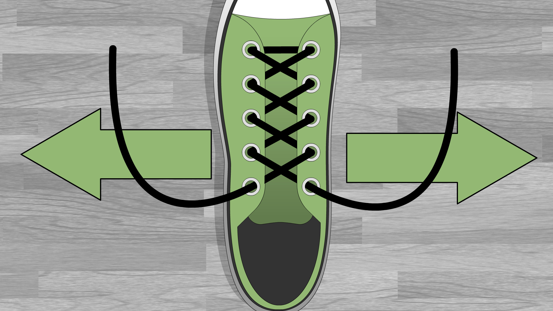 3 Simple Ways To Tie Your Shoes