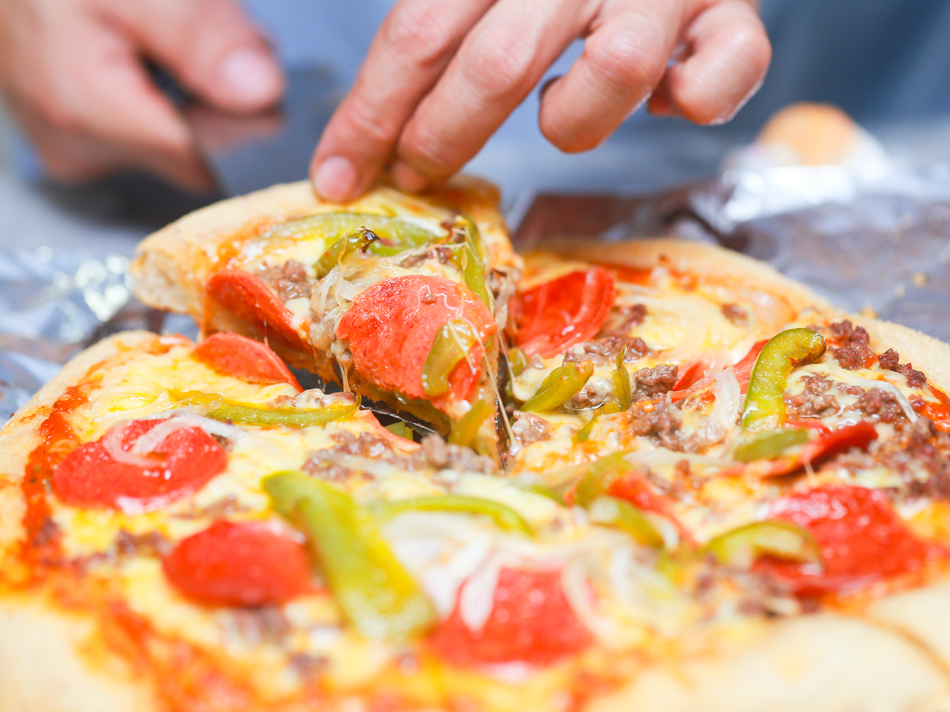 How To Make Pizza From Scratch With Pictures