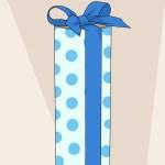 Eine Flasche Als Geschenk Verpacken Wikihow