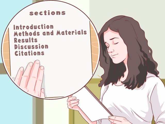 How to Write a Biology Lab Report (with Pictures) - wikiHow