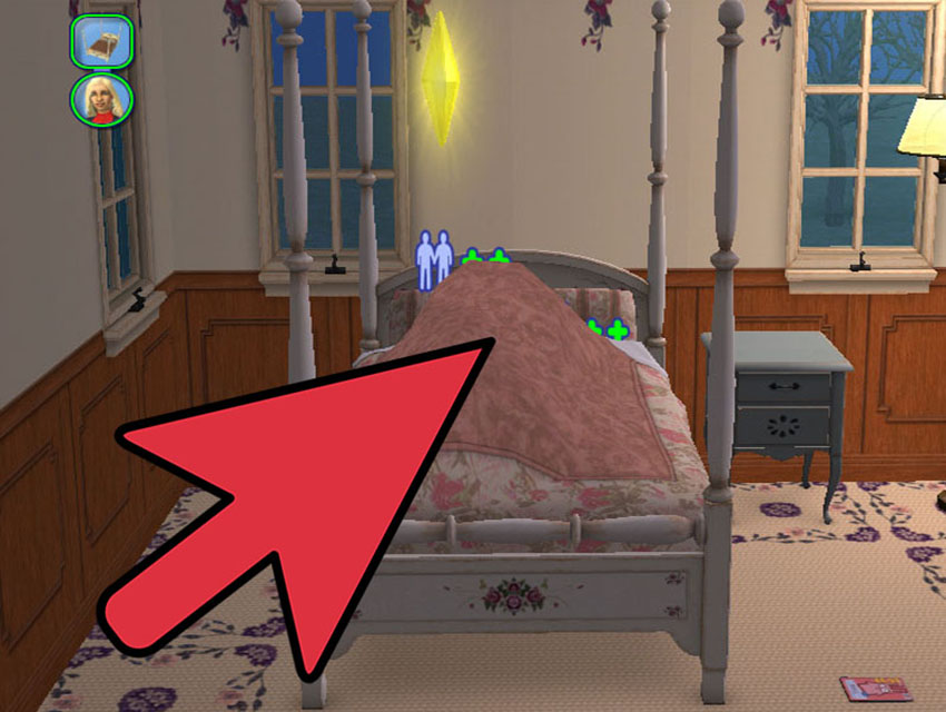 How To Woohoo In Sims 2